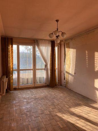 2 pokoje, rozkład, balkon, do remontu ul. Leśmiana, dąbrowa