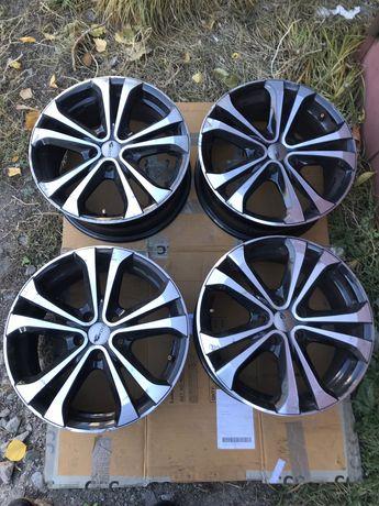 Диски 5 100 R16 Skoda VW Rock Germany 7j ET 45