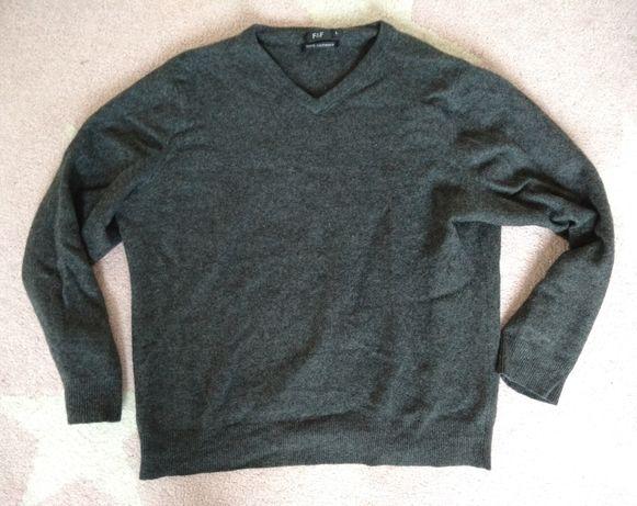 Kaszmirowy sweter F&F L