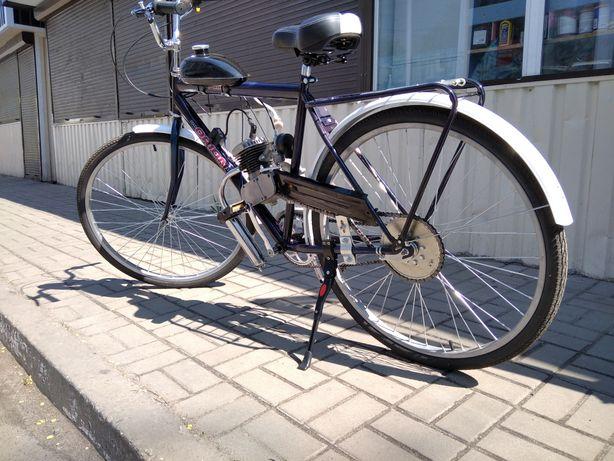 Продам новый дырчик,велосипед ,мото, мотовелосипед, велосипед с мотор