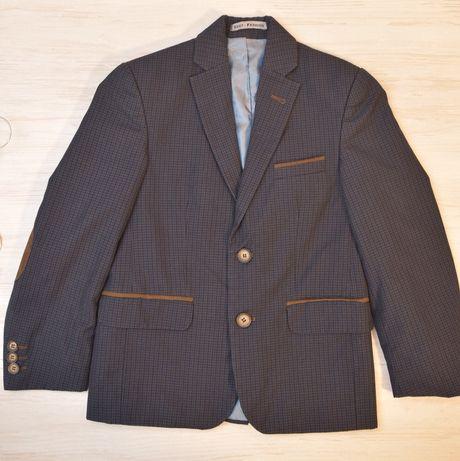 Пиджак мальчик размер 116-122