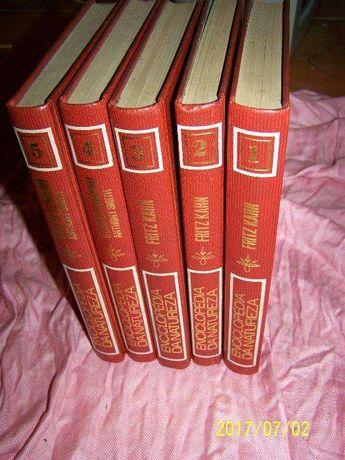 enciclopedia DA NATUREZA ,Fritz Kahn