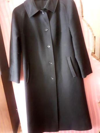 Пальто миди 100 % шерсть