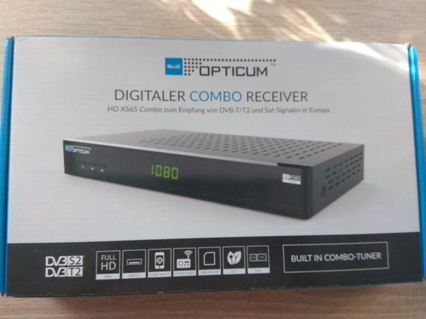 Dekoder TV i SAT Opticum Hdxs65 Combo