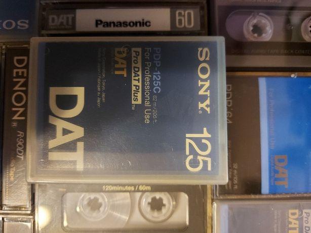 Kaseta SONY PDP-125 Pro DAT Plus, bdb++,