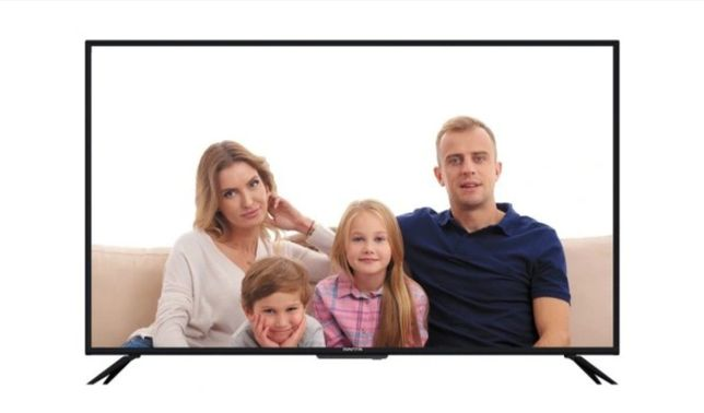 Okazja telewizor manta uszkodzona matryca