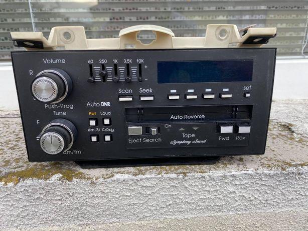 Cadillac Deville Fleetwood Buick Radio AM FM Cassette w Aux Input
