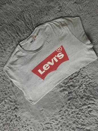 !Wysyłka 5 zł! Levi's bluza/bluzka szara