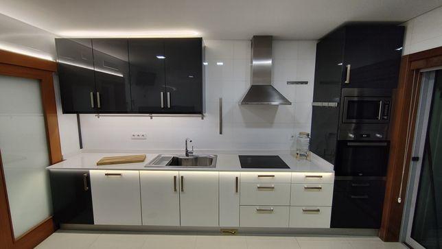 Cozinha com 4 metros