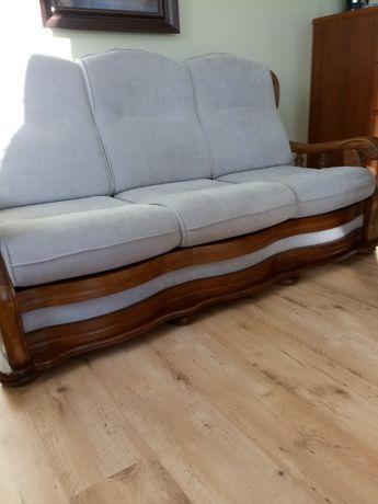Komplet wypoczynkowy Sofa rozkładana +2 fotele