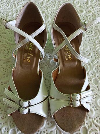 Детские танцевальные туфли для девочки, 20.5 размер