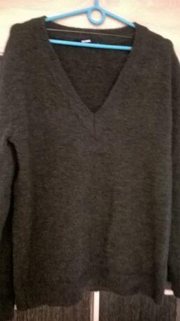 sweter z wełną i moherem BIK BOK L