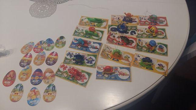 Kinder Joy Emoji , emotki z karteczkami