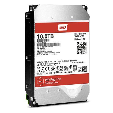 Dysk HDD WD Red Pro 10TB WD101KFBX