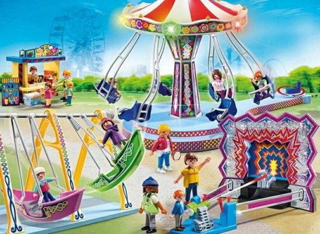 Playmobil Duze Wesole Miasteczko 9482