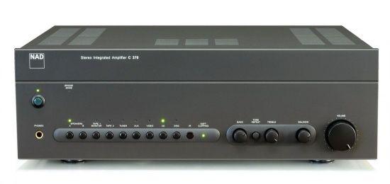 Amplificador NAD C 370