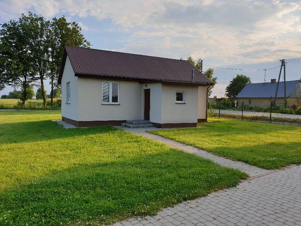 Dom 60m2 z działką 14 arową