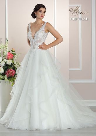 Suknia ślubna MS Moda-Deborah