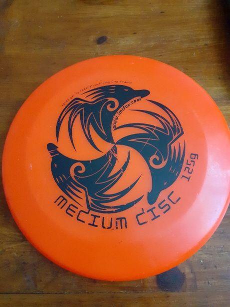 fresbee dysk latający 125 gramów średnica 225