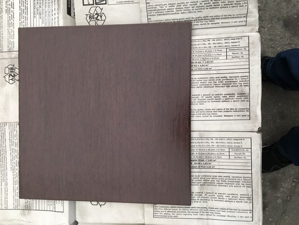 Terakota Wood Wenge 29,2x29,2