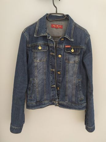 Katana jeansowa L