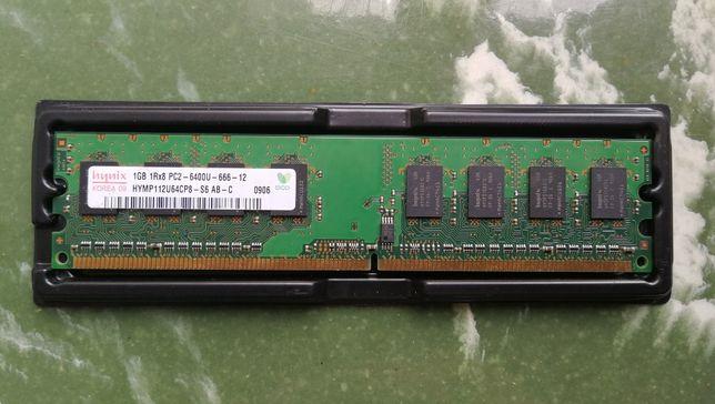 Hynix DDR2-800 1024MB PC2-6400 (HYMP112U64CP8-S6)