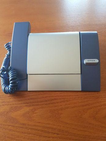 Telefone de mesa com calculadora e calendário (novo)