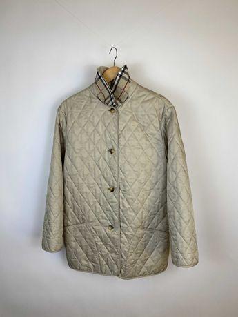Стеганка куртка Burberry London берберри loro brunello chanel