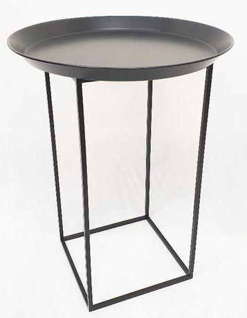 Stolik metalowy kawowy nowoczesny