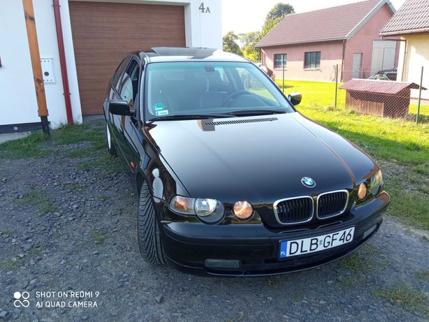 Sprzedam BMW E46 compact - automat