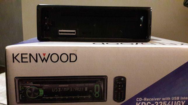 Kenwood KDC-3354U БЕЗ панели