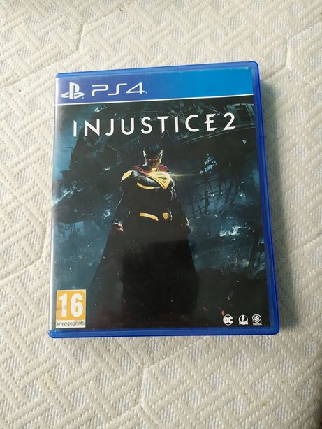Injustice2 Ps4 ПС 4