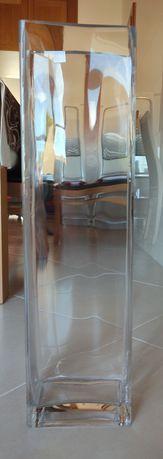 Jarrão de chão, de vidro