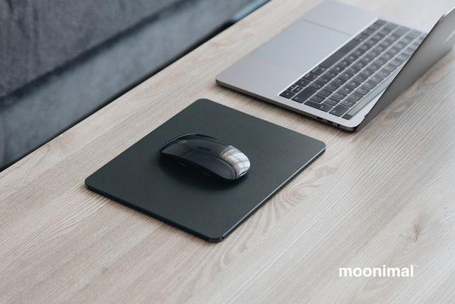 Podkładka pod mysz Apple Magic Mouse - szara (space gray) / NOWA