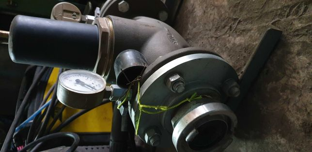 SYR Reduktor ciśnienia 6247 kołnierzowy dn 65