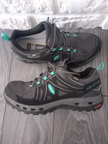 Salomon Ellipse 2 GTX Sorround Gore-Tex buty trekkingowe r. 39 i 1/3