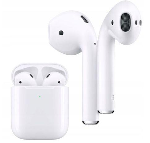 AirPods 2 słuchawki do Apple iPhone, NAJLEPSZE w tej cenie!