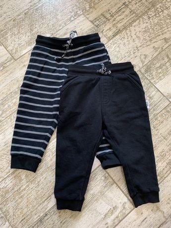 Тепленькие штаны на флисе George 1-1,5 года