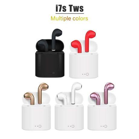 Беспроводные Bluetooth наушники i7s