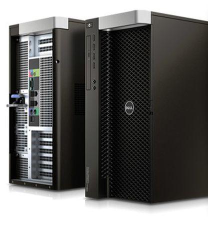 Рабочая станция Dell precision tower 7910 2x Xeon E5-2680v3/128gb DDR4