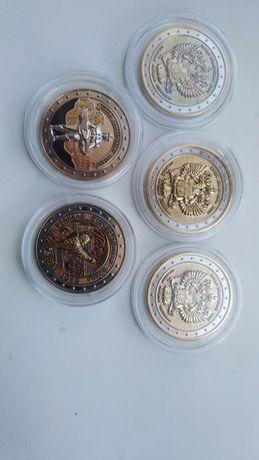 Коллекционные сувенирные монеты