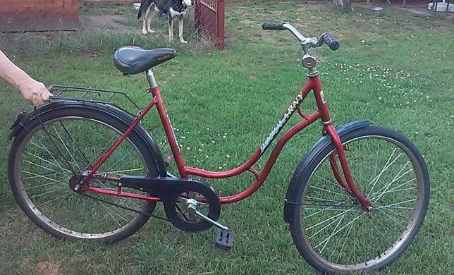 rowery 3 sztuki