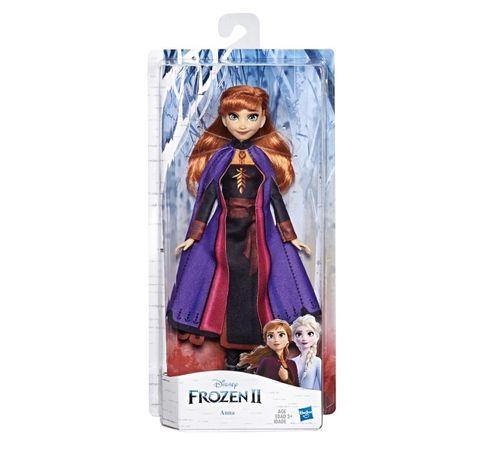 Frozen Холодне Серце Анна Anna fashion doll Disney