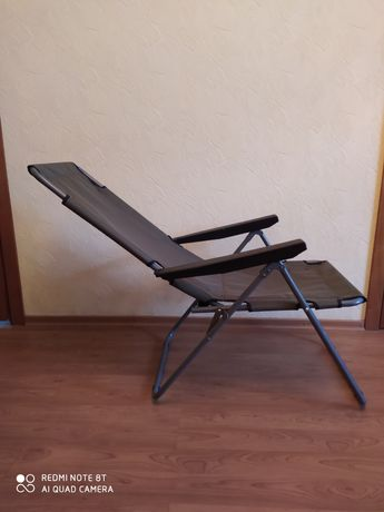 Шезлонг. Раскладное кресло. Раскладной стул. Розкладне крісло. НОВЫЕ