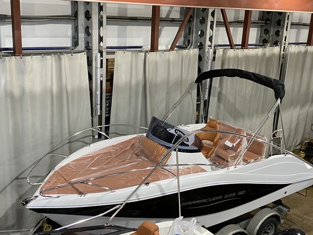 Катер Oki Boats Barracuda 595 DC 2021 год
