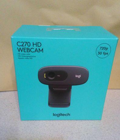 Камера logitech C270 HD