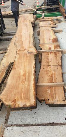 Orzech włoski grusza deska blat drewniany lite drewno live edge wood