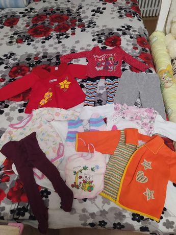 Детские вещи на девочку на 1 годик