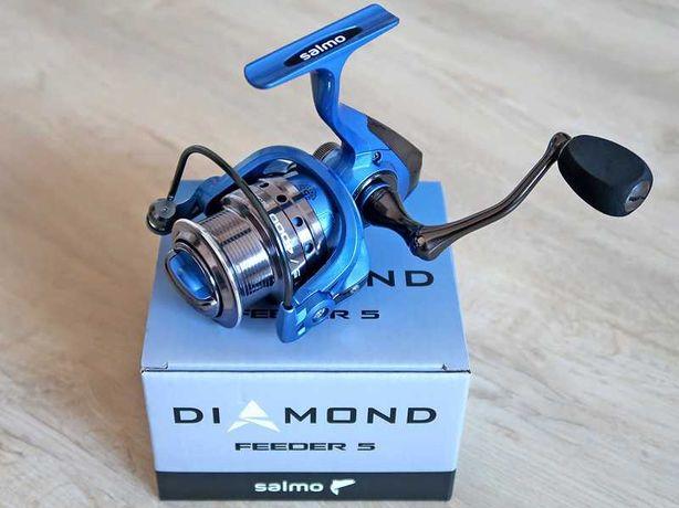 Катушка Фидерная Salmo Diamond Feeder 5 5000FD (5050FD)