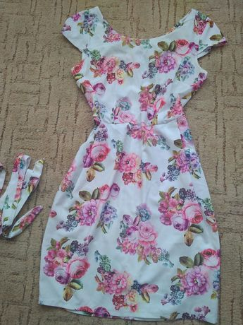 Платье нежное р. 42-44